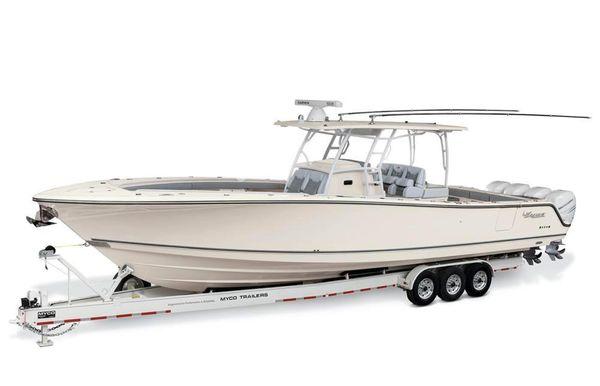2020 Mako 414 CC Sportfish Edition