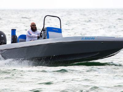 2020 Carrera Boats<span>Flat Cat CC</span>