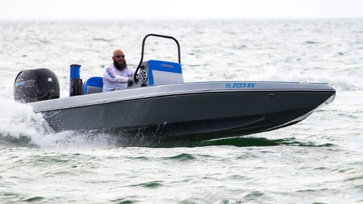 Carrera Boats Flat Cat CC - main image
