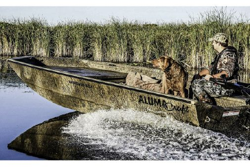 Alumacraft Waterfowler 17 TL image