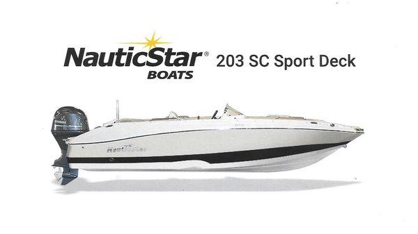NauticStar 203SC