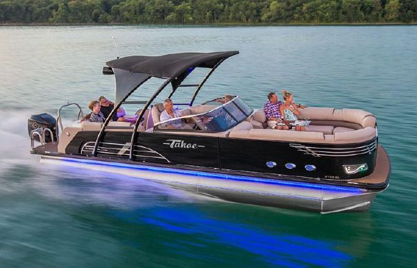 2019 Tahoe Pontoon Vision Elite Windshield - 27'