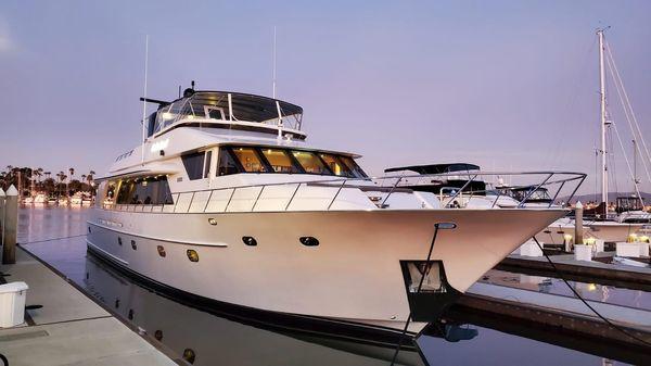 Crescent Motor Yacht