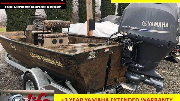G3 Gator Tough 20CCJ