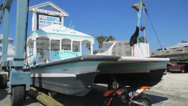Custom 46 Florida Play Boat