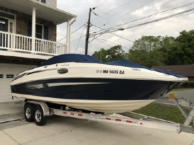 2011 Sea Ray<span>260 Sundeck</span>