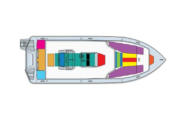 2020 Ranger 2660 Bay
