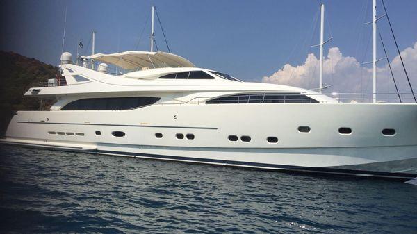 Ferretti Yachts Custom Line