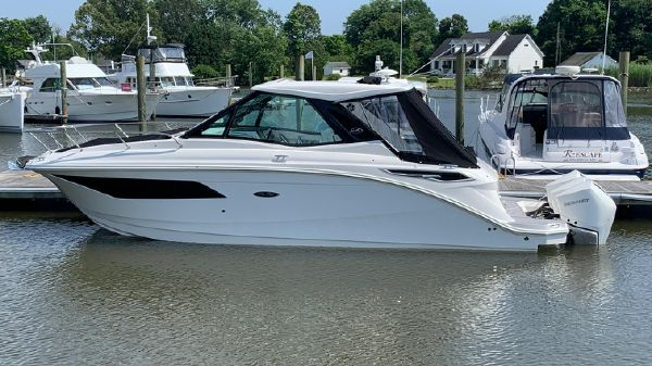 Sea Ray 320 Sundancer Coupe