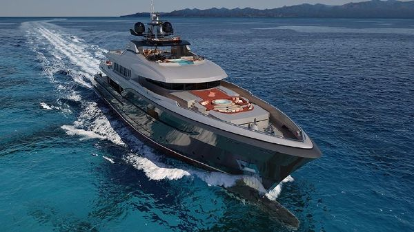 MondoMarine M57 Explorer new construction