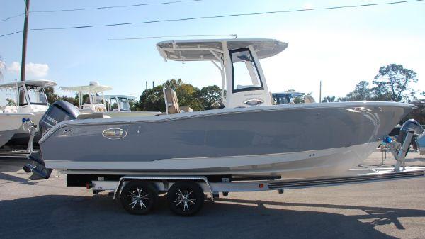 Sea Hunt Ultra 255se