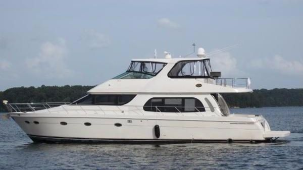 Carver 56 Voyager PH