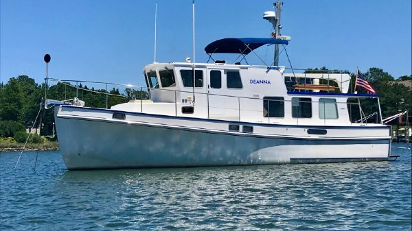 Webbers Cove 42 Custom PH Trawler
