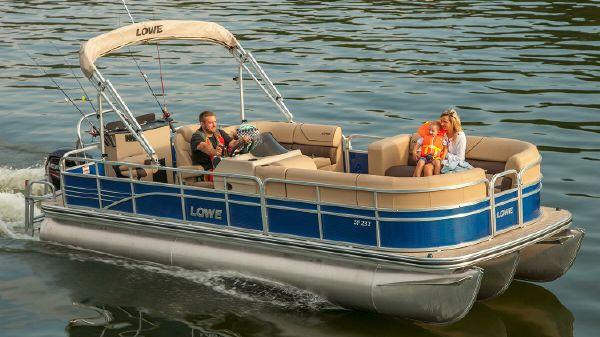 Lowe SF232 Sport Fish