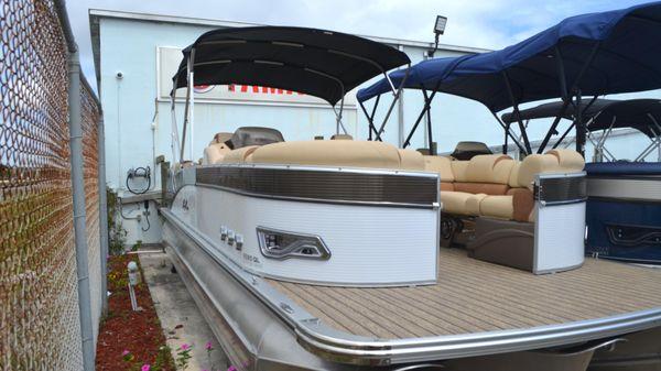 Avalon 2585 Catalina Platinum Quad Lounger