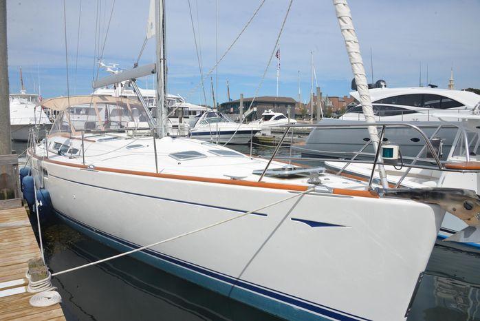 2005 Jeanneau 49 For Sale Rhode Island