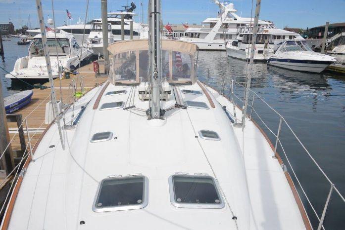 2005 Jeanneau 49 BoatsalesListing Rhode Island