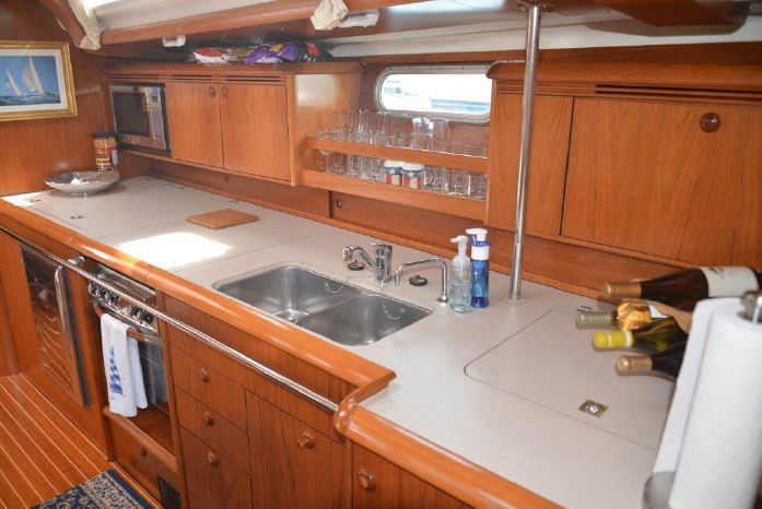 2005 Jeanneau 49 For Sale Connecticut