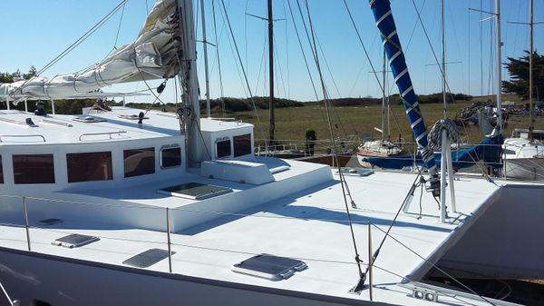 OCEANOS Catamaran 47