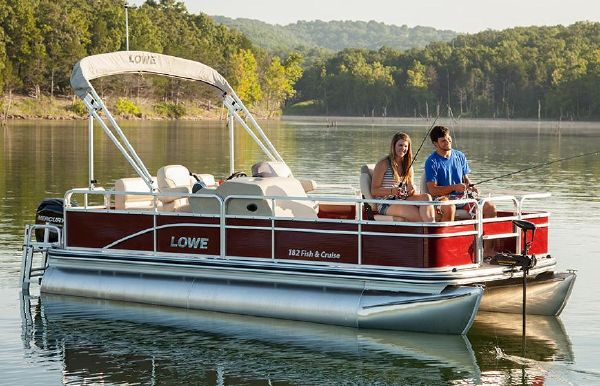 2018 Lowe Ultra 182 Fish & Cruise