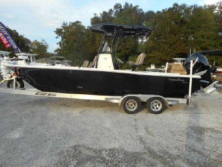 Tidewater 2500 Carolina Custom Bay image