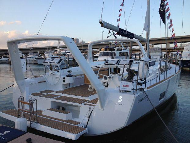 2013 Beneteau Oceanis 55 Buy Brokerage
