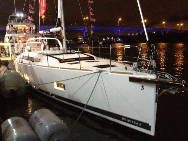 2013 Beneteau Oceanis 55 Sell Purchase