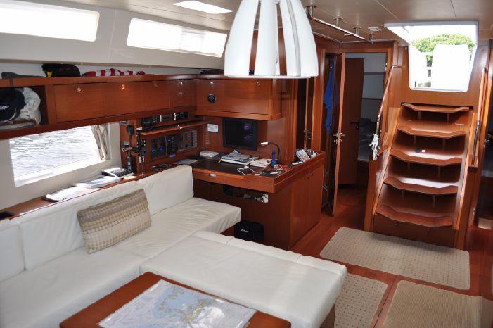 2013 Beneteau Oceanis 55 Broker Rhode Island