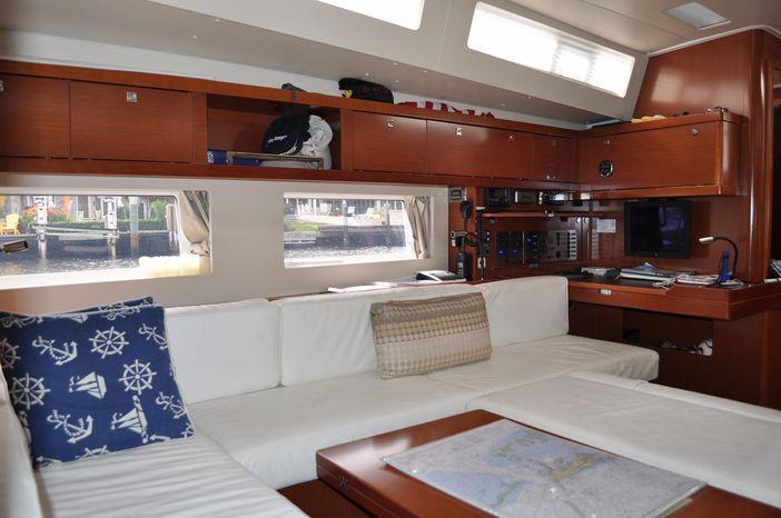 2013 Beneteau Oceanis 55 Brokerage Purchase