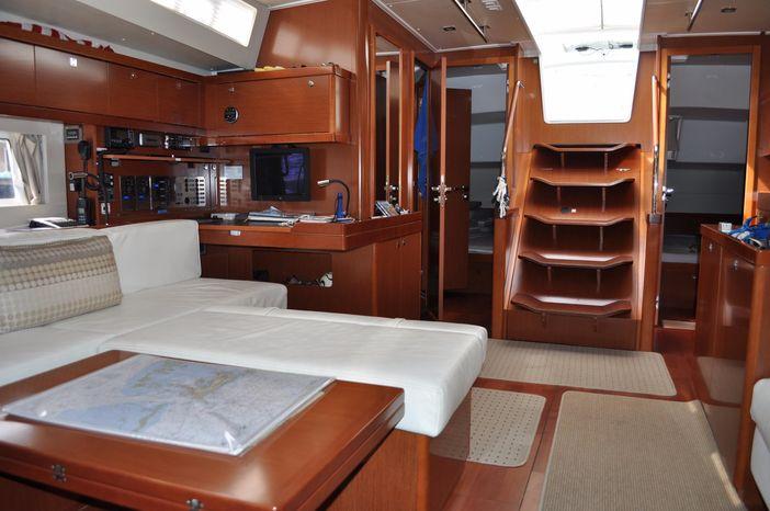 2013 Beneteau Oceanis 55 Brokerage Broker