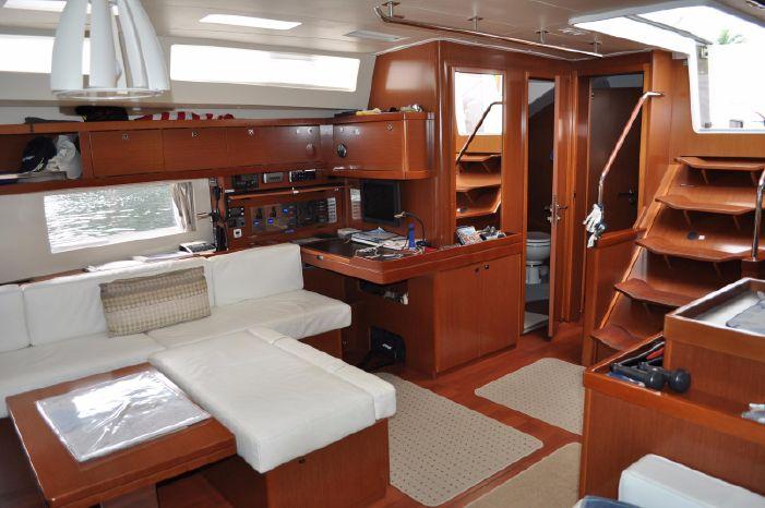 2013 Beneteau Oceanis 55 Brokerage Massachusetts