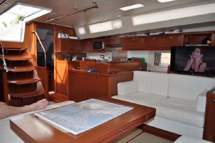 2013 Beneteau Oceanis 55 Brokerage New England
