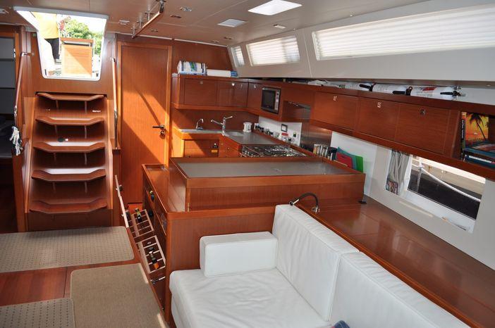 2013 Beneteau Oceanis 55 For Sale Maine