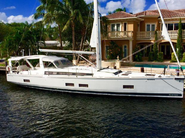 2013 Beneteau Oceanis 55 Buy Massachusetts