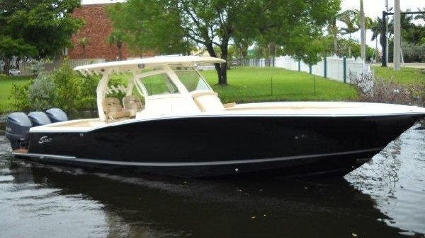 Scout Boats 350 LXF Seven Seas Yacht Sales - Scout Boats 350 LXF