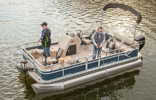 2019 Crestliner 180 Sprint Fish & Cruise