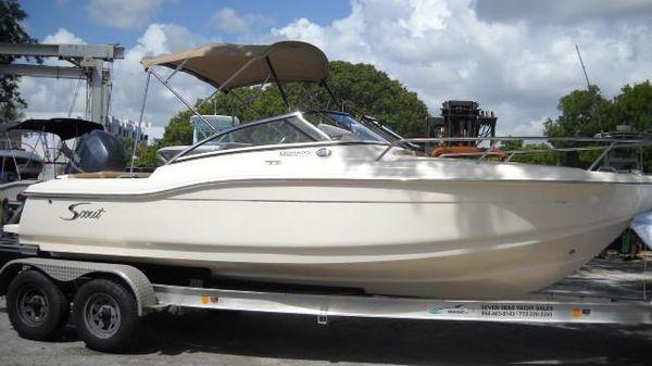 Scout 210 Dorado Seven Seas Yacht Sales - Scout 210 Dorado