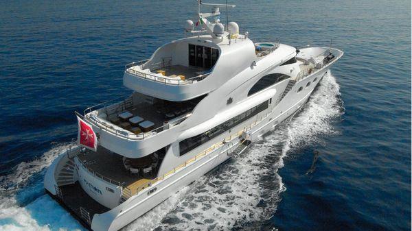 Miss Tor Yacht 44