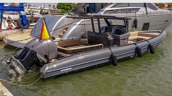 Novamarine Black Shiver 100 OB