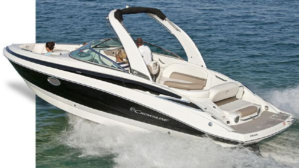 Crownline 270 SS Manufacturer Provided Image
