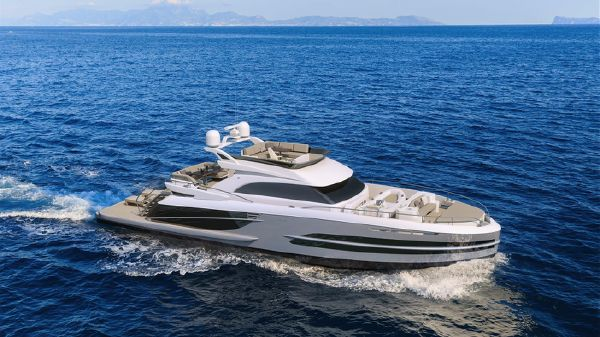 Van der Valk Beach Flybridge 660