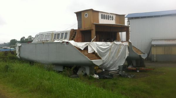 65' Custom Cat Project Catamaran