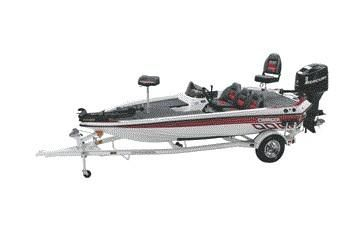 2018 Charger Bass Boat 176