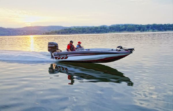 2018 Charger Bass Boat 195