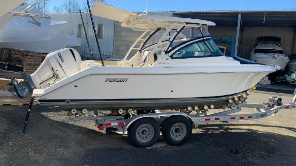 Pursuit DC 235 Dual Console