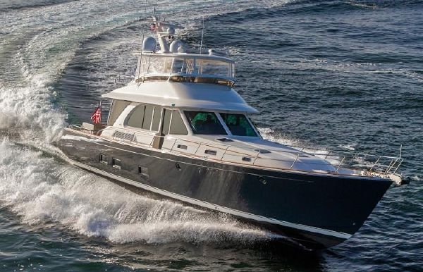 2019 Sabre 66 Dirigo Fly Bridge