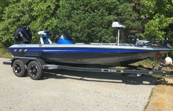 2018 Charger Bass Boat 198 Elite