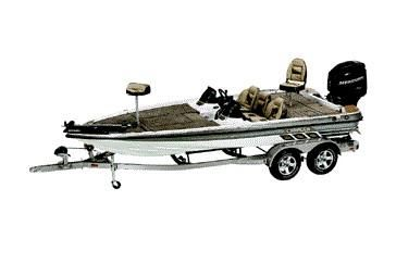 2018 Charger Bass Boat 496