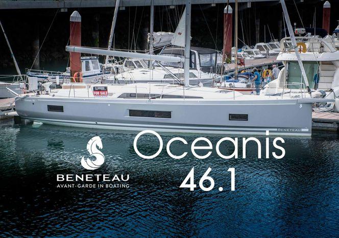 2019 Beneteau Oceanis 46 1 Ireland Bj Marine