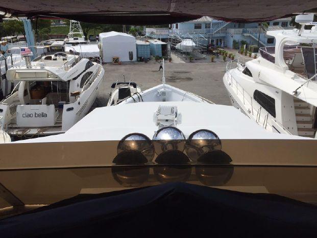 1989 Broward Motor Yacht Sell Brokerage